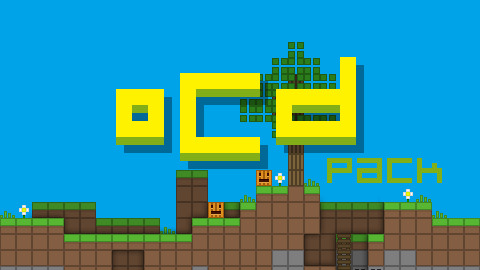 oCd Pack by disco [16x][1.2.5]