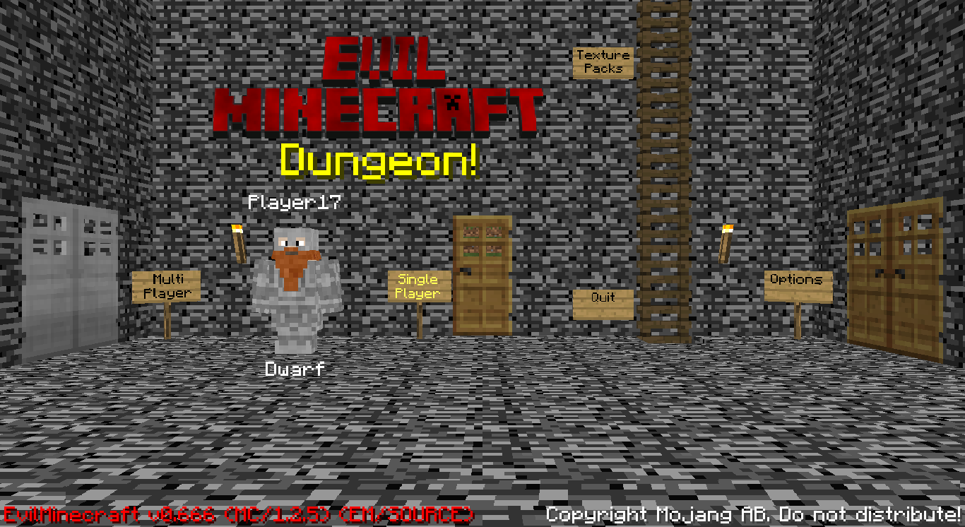 [1.2.5] EvilMinecraft v0.666