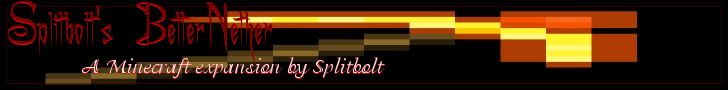 [1.2.5] Splitbolt's BetterNether Mod