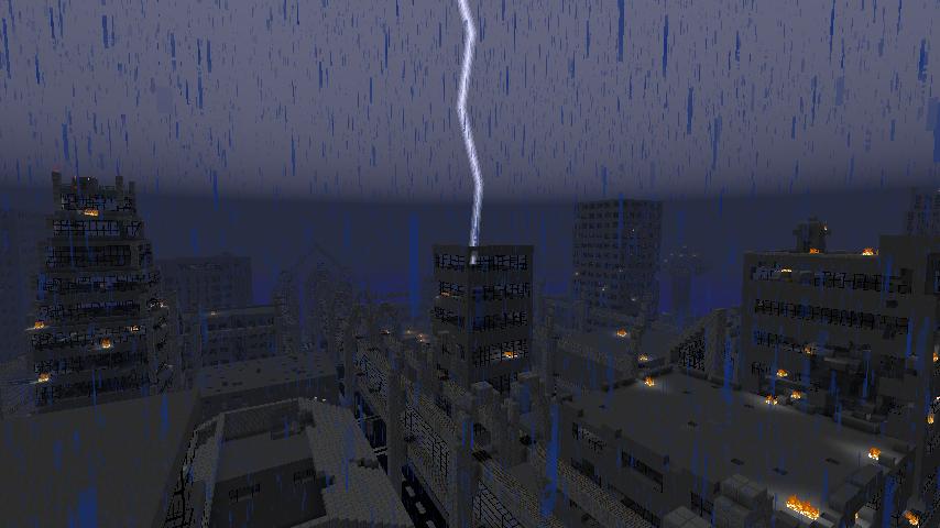 скачать карту zombie apocalypse для minecraft 1 5 2