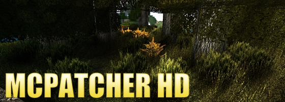 MCPatcher HD v3.0.2 [1.6.2]