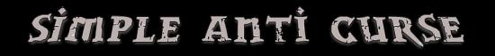 Плагин SimpleAntiCurse для Minecraft 1.7.4