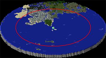 Плагин WorldBorder для Minecraft 1.7.4