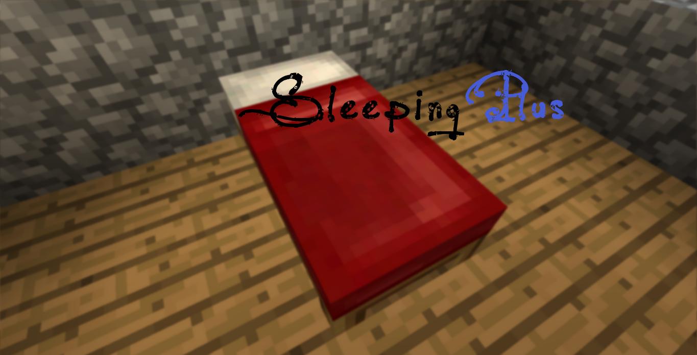 Плагин SleepingPlus для Minecraft 1.7.4