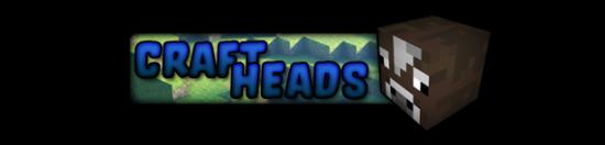 Плагин CraftHeads для Minecraft 1.7.4