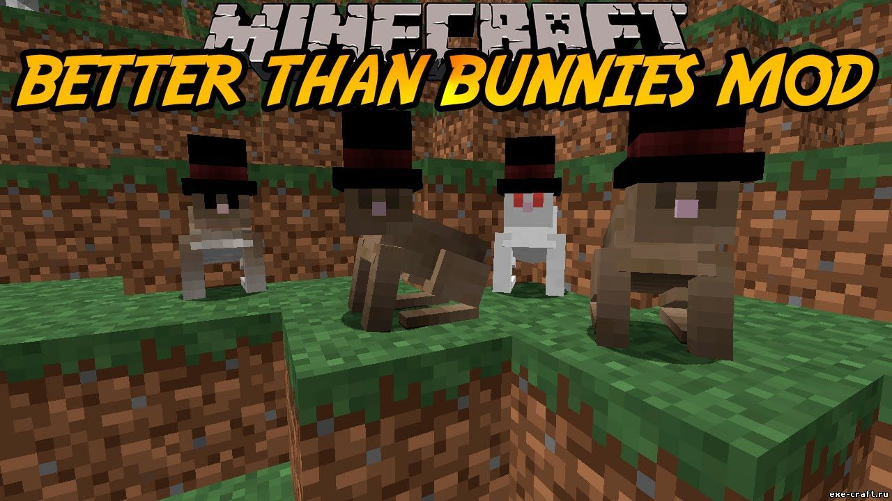 Better Than Bunnies [1.8.9]